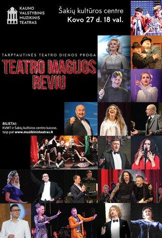 Teatro magijos reviu