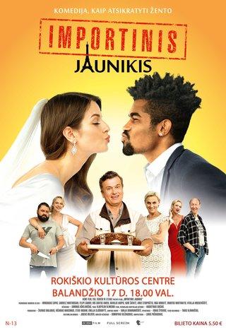 PERKELTA | Kino filmas