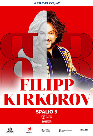 [PERKELTAS] FILIPP KIRKOROV