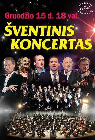 Šventinis koncertas
