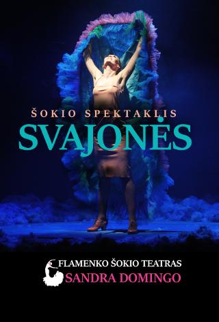 Sandra Domingo/Flamenko šokio spektaklis
