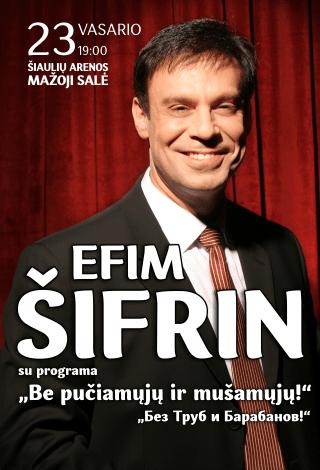 EFIM ŠIFRIN SU PROGRAMA