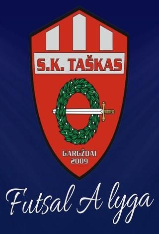 Futsal A lyga: Gargždų pramogos - FC Turbotransfers