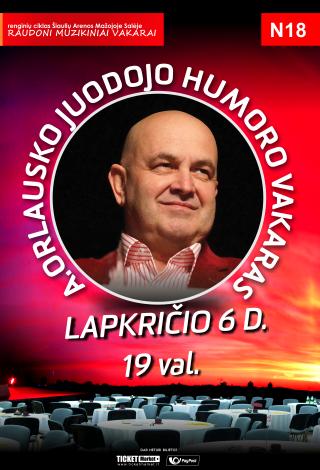 A. Orlauskas su programa