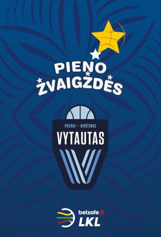 Pieno žvaigždės - Vytautas