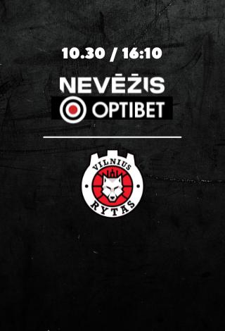 Nevėžis-Optibet - Vilniaus Rytas