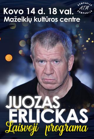 Juozas Erlickas. Laisvoji programa