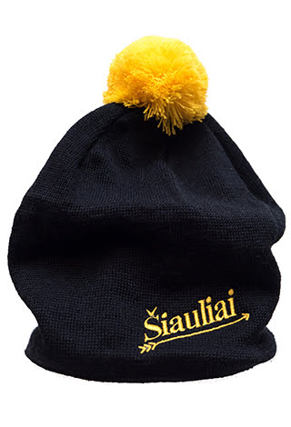 Žieminė kepuraitė su bumbulu