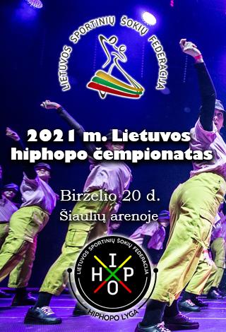 2021 m. Lietuvos hiphopo čempionatas | 1 DALIS. VAIKAI