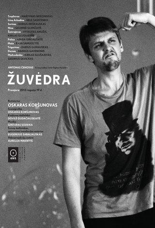 """OKT / Vilniaus miesto teatras, rež. O. Koršunovas: """"Žuvėdra"""""""