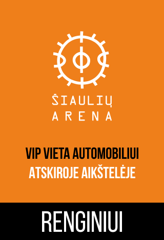 Vieta automobiliui VIP aikštelėje