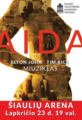 Elton John | Tim Rice miuziklas
