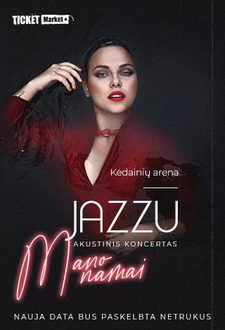Jazzu - akustinis koncertas