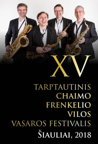Saksofonų kvarteto