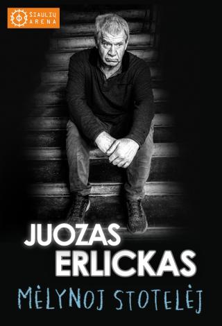 JUOZAS ERLICKAS su programa