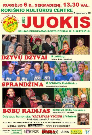 PERKELTA | JUOKIS