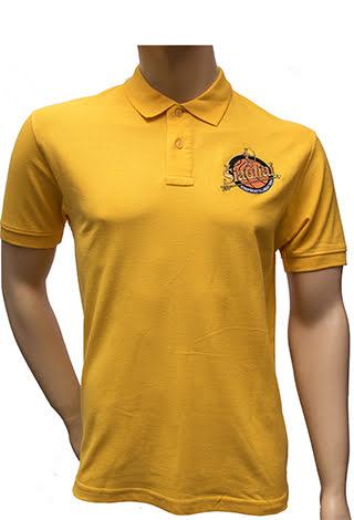 Polo marškinėliai su siuvinėtu logotipu