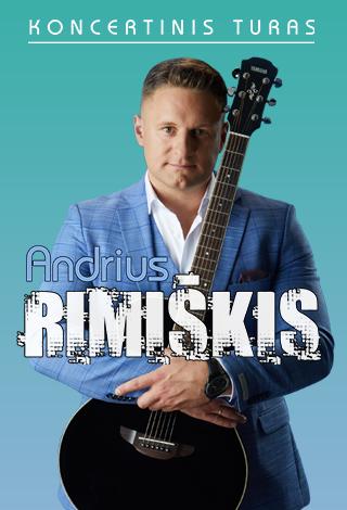 Andrius Rimiškis – koncertinis turas