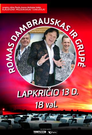 Romas Dambrauskas I NAUJA DATA