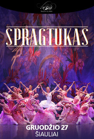 Moscow City Ballet - Spragtukas
