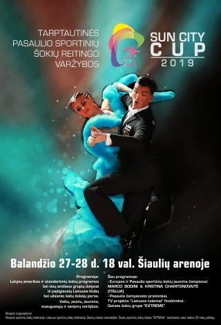 Tarptautinės pasaulio sportinių šokių reitingo varžybos