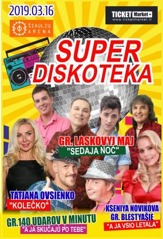 SUPER DISKOTEKA