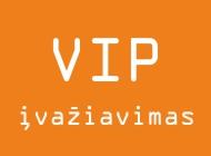 VIP įvažiavimas Lietuva-Australija