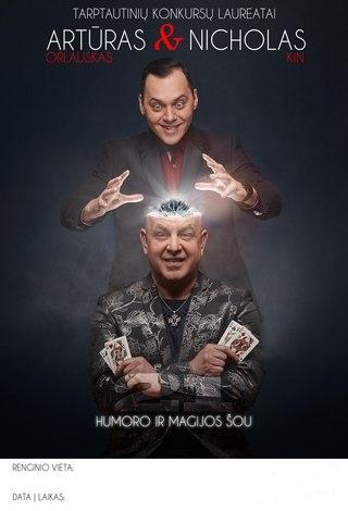Humoro ir magijos šou