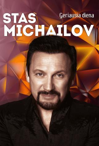 Stas Michailov su nauja programa